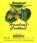 Haselnuß Cocktail